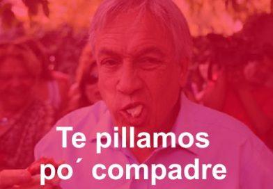 Grosera mentira del candidato Piñera en su programa