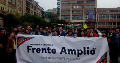 Frente Amplio entregó decisión a votantes