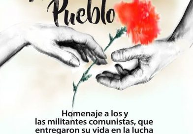 Han transcurrido 106 años desde la fundación del Partido Comunista de Chile.